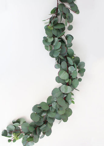Real Touch Eucalyptus Garland