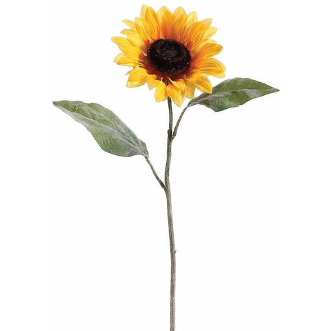 Faux Sunflower - Set of 3
