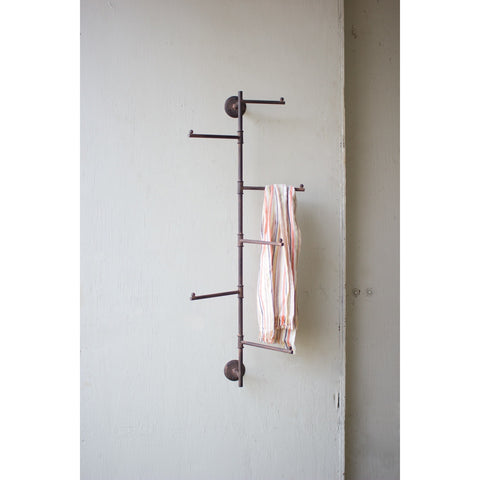 Swivel Coat Rack