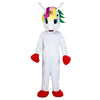 Giant Unicorn Mascot Costume