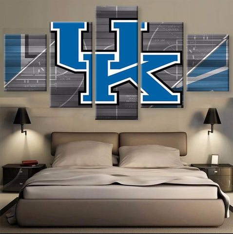 (50% OFF) HD Limited Edition Kentucky Wildcats Canvas - FREE SHIPPING