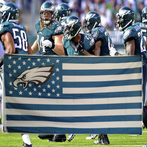 Philadelphia Eagles Flag
