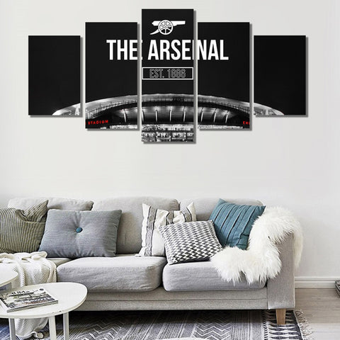 Arsenal Stadium Canvas
