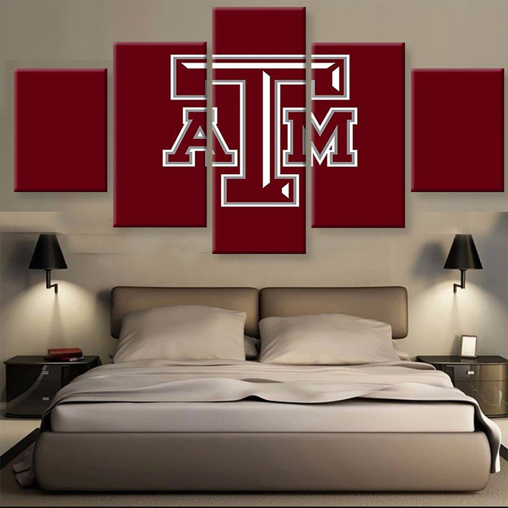Texas A&M Aggies Canvas