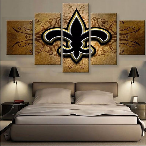 New Orleans Saints Canvas