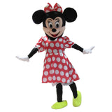 Minnie  Mouse Mascot Costume