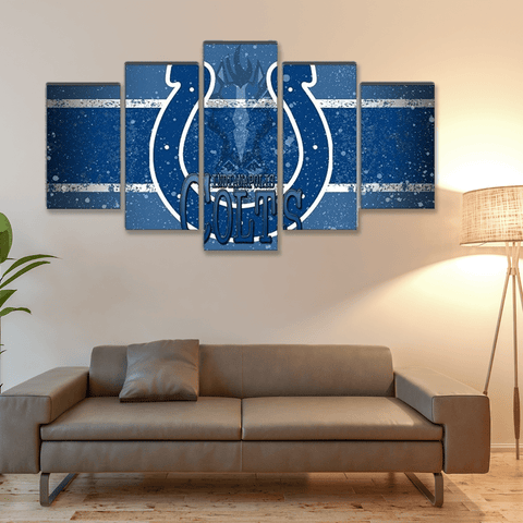 Indianapolis Colts Canvas