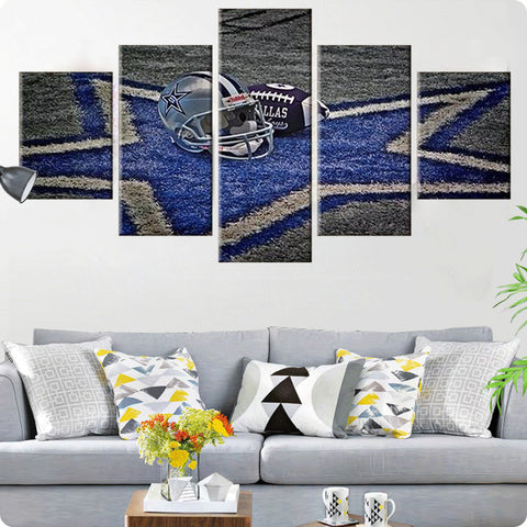 Dallas Cowboys Canvas