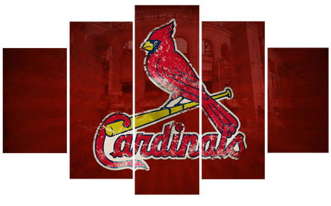 St. Louis Cardinals Canvas