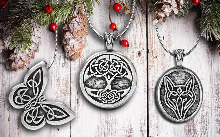 2018 Holiday Gift Guide - Celebrate the Ones You Love in Celtic Style
