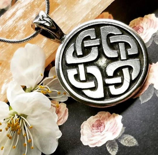Treat Yourself to a New Necklace! Celtic Knotwork Pendants for Men & Women. Buy 2, Shipping is Free!