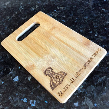 Celtic Knot Works Cutting Board