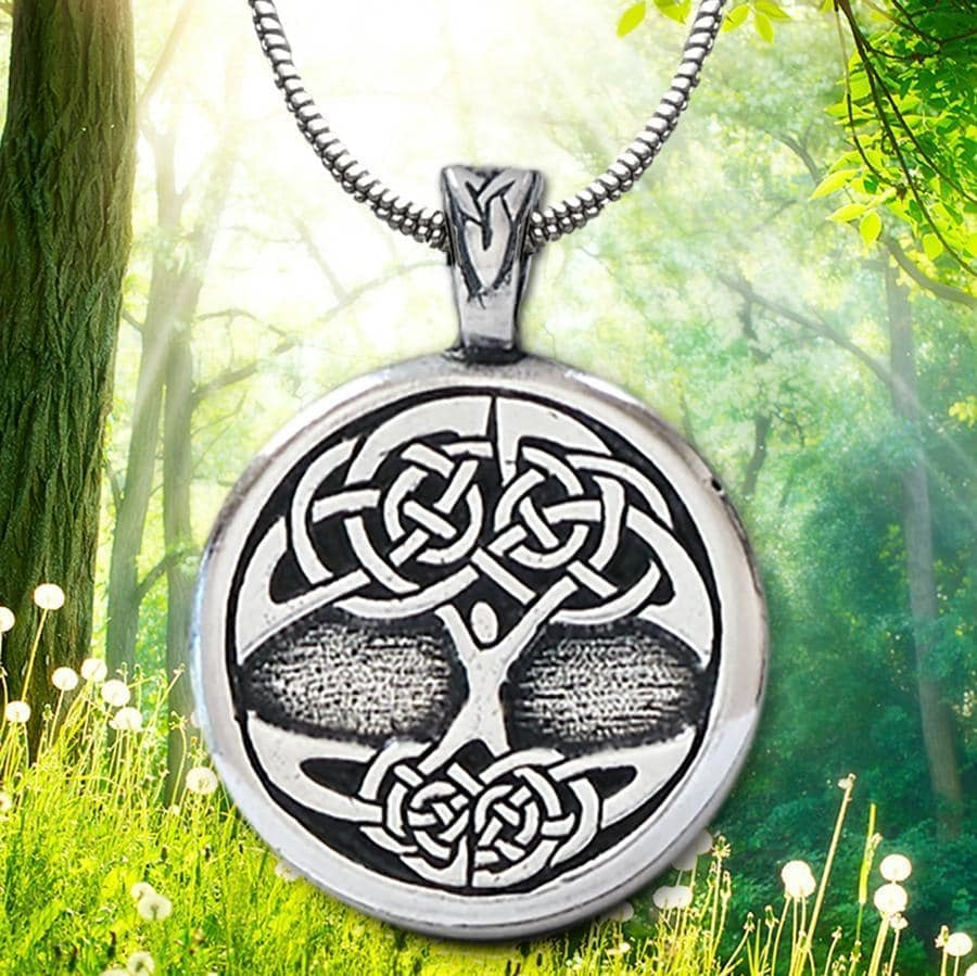 Celtic Knot Works Jewelry Celtic Tree of Life Pendant