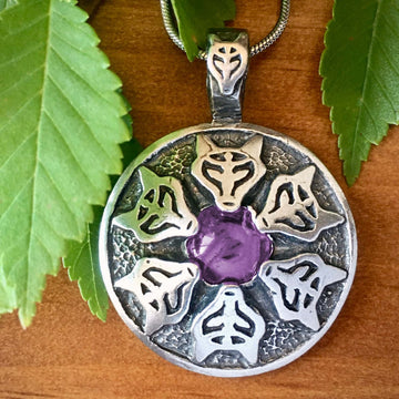 Celtic Knot Works Jewelry Protection Pendant