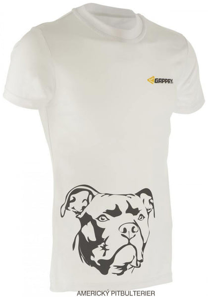 Gappay Functional T-Shirt - American Stafford Terrier