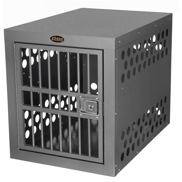 Zinger Deluxe 3000 Dog Crate - Front Entry - 21
