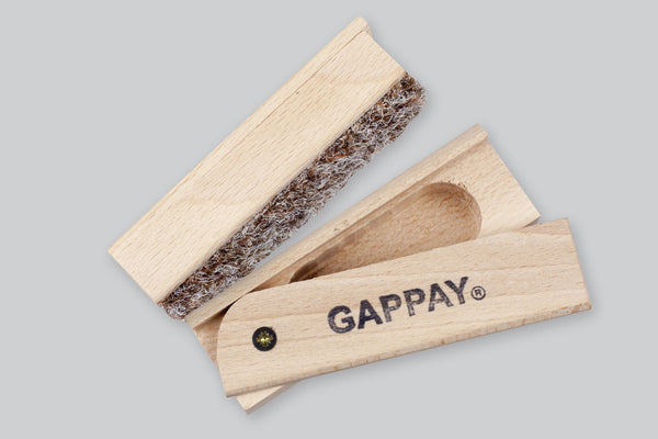 Gappay Tracking Article With Slide Lid Cache - Felt