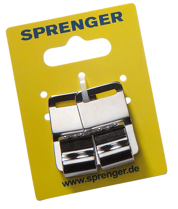 Sprenger Necktech Sport Extra Links - Stainless Steel II