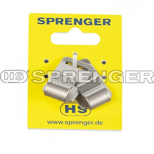 Sprenger Necktech Fun Extra Links - Matt Stainless Steel II