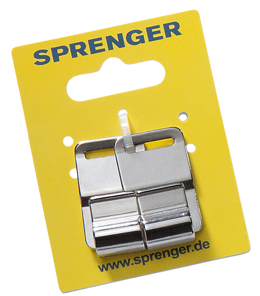 Sprenger Necktech Fun Extra Links - Stainless Steel II