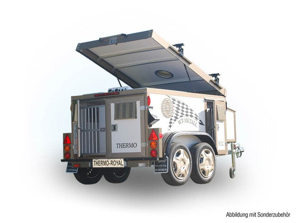 Thermo Royal Trailer 4 Berth Dual Axle
