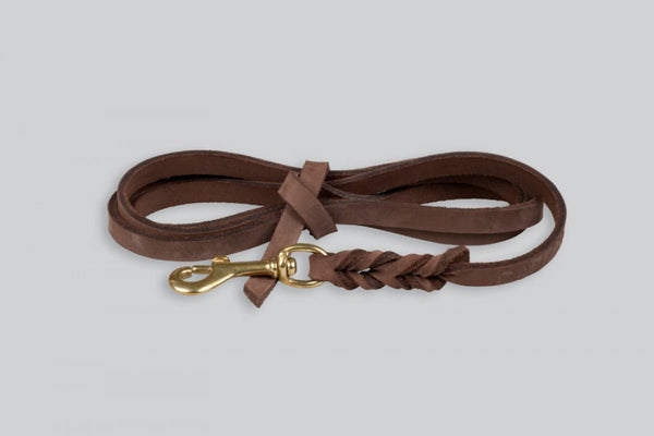 Gappay Leather 6.5' Show Leash