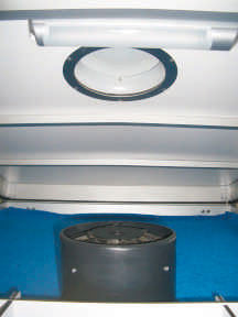 Wt-Metall Second Ventilation Shaft And Fan