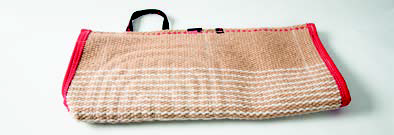 Klin Jute Sleeve Covers - With Handle