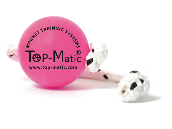 Top-Matic Magnetic Super Soft Fun Ball Mini Pink