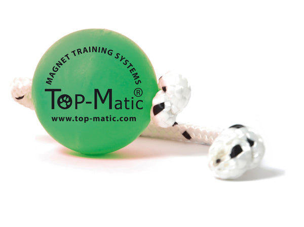 Top-Matic Magnetic Fun Ball Mini Green