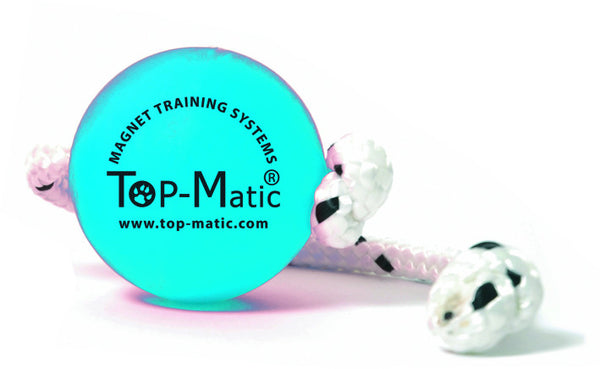 Top-Matic - Top-Matic Magnetic Soft Fun Ball Blue - Kennel Club Gear