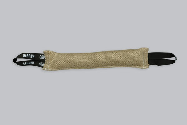Gappay Stitched Jute Tug With 2 Handles - Medium