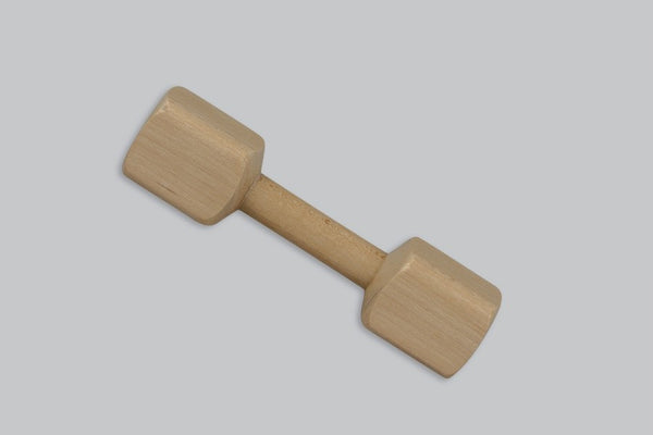 Gappay Puppy Wooden Dumbbell 0.25 kg