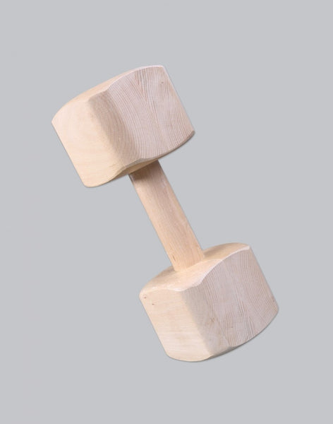 Gappay - Gappay IPO 3 Wooden Dumbbell 2 kg - Kennel Club Gear
