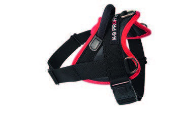 Klin Adjustable Work Harness W/ Handle and 3 D Rings - Large