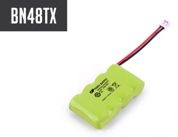 E-Collar Ni-MH 4.8V 345mAH for 400, 500, 700, 800 and 1200 Series Transmitters
