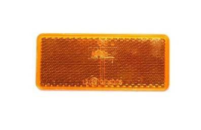 Wt-Metall Reflector Orange Adehesive