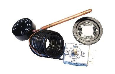 Wt-Metall Thermostat (New)