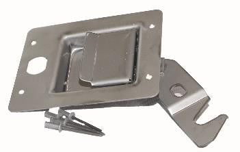 Wt-Metall Lock For Storage Roof Ready For Cylinder