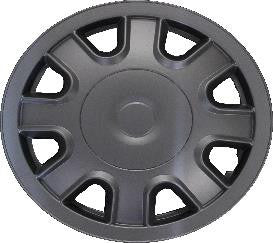 WT-Metall - Wt-Metall Hubcap 13'/ 14' Silver - Kennel Club Gear