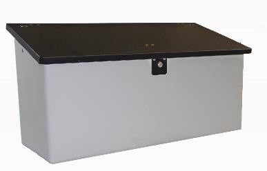 Wt-Metall Front Storage Box Deluxe - Large
