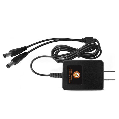 E-Collar 5V Dual Lead Charger For New 800 And 1200 (RX-120 RCVR)