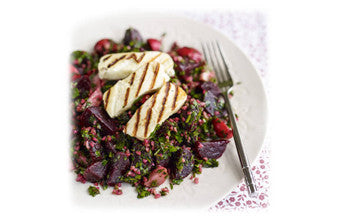 Sweet Chilli-Infused Beetroot Tabbouleh