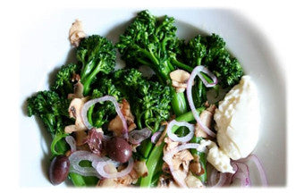 Broccolini Sunday Brunch Salad