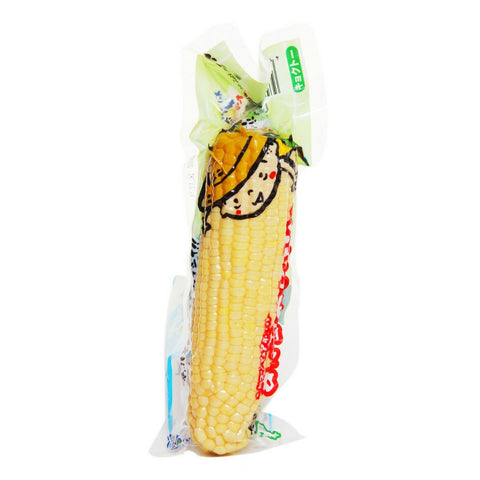 "Hokkaido ""Pure White"" Sweet Corn on the Cob"