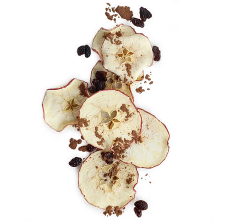 Amazin'Graze's Apple Pie Fruit Chips