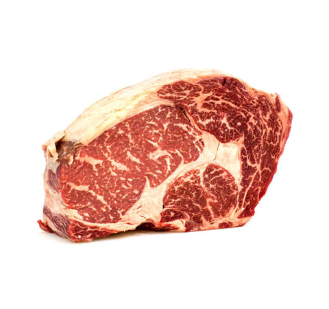 Pasture-Fed Angus Boneless Rib-Eye Beef - 2 Steaks (Frozen)