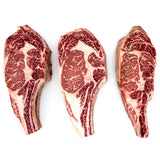 Wagyu Rib-Eye Oven-Prepared Beef - Portioned (3 pcs)