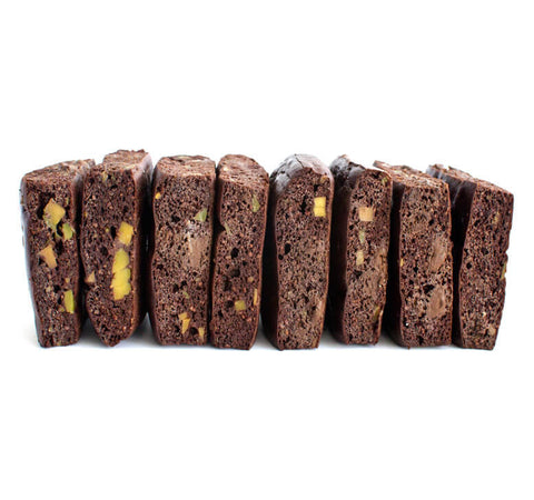 Bad Food Gone Good's Avocado Brownies