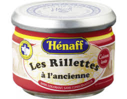 Hénaff Pork Rillettes